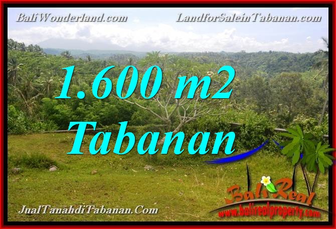 Exotic LAND IN TABANAN FOR SALE TJTB378