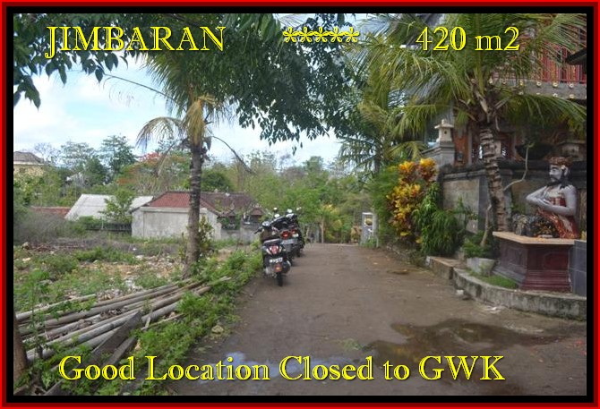 Beautiful PROPERTY LAND Jimbaran Ungasan BALI FOR SALE TJJI083