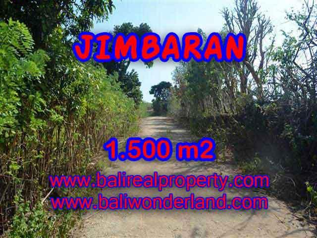 Magnificent PROPERTY LAND SALE IN Jimbaran Ungasan BALI TJJI075