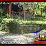 Magnificent Tabanan Bedugul BALI 1,100 m2 LAND FOR SALE TJTB371