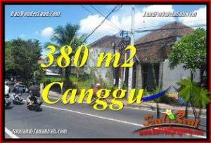 FOR SALE Exotic LAND IN CANGGU BRAWA TJCG226