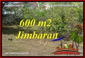 Magnificent 600 m2 LAND IN JIMBARAN PECATU FOR SALE TJJI134