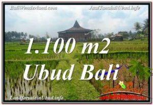 Beautiful LAND SALE IN UBUD TJUB670