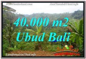 FOR SALE Affordable PROPERTY LAND IN UBUD BALI TJUB679