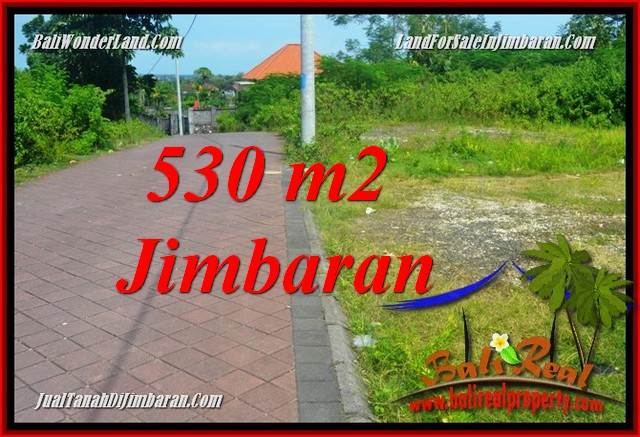 Beautiful 530 m2 LAND SALE IN JIMBARAN ULUWATU TJJI127