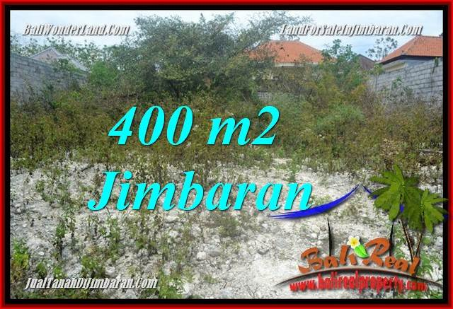 Beautiful PROPERTY JIMBARAN UNGASAN BALI 400 m2 LAND FOR SALE TJJI131