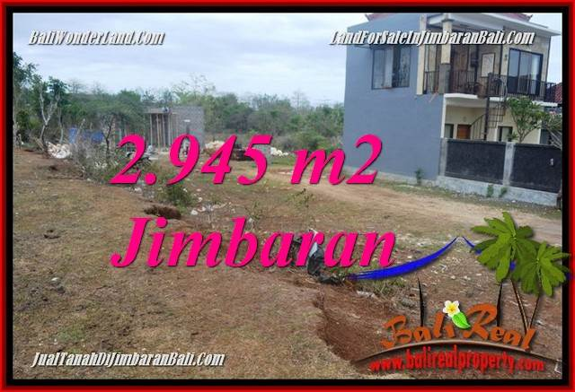 Affordable 2,945 m2 LAND FOR SALE IN JIMBARAN UNGASAN BALI TJJI132
