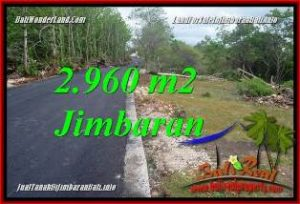 Affordable LAND IN JIMBARAN BALI FOR SALE TJJI133A