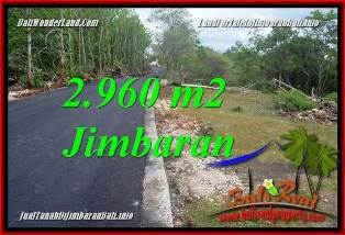 Exotic PROPERTY LAND FOR SALE IN JIMBARAN UNGASAN BALI TJJI133A