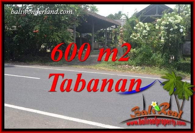 Magnificent Property Land in Tabanan Bali for sale TJTB400