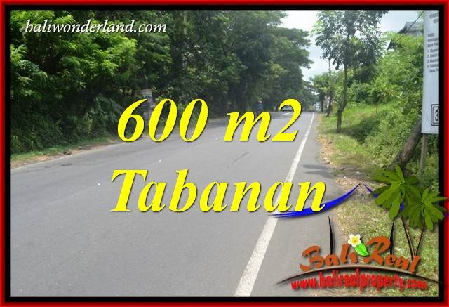 Affordable Land sale in Tabanan Kerambitan Bali TJTB401