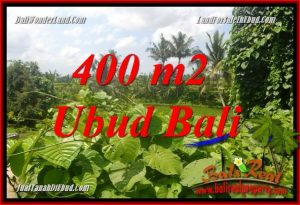 Exotic 400 m2 Land in Sentral Ubud for sale TJUB684