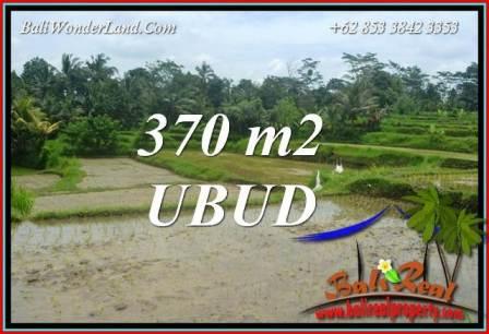 Exotic Property 370 m2 Land in Ubud Pejeng Bali for sale TJUB702