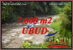 Magnificent 7,600 m2 Land in Semana Badung for sale TJUB705