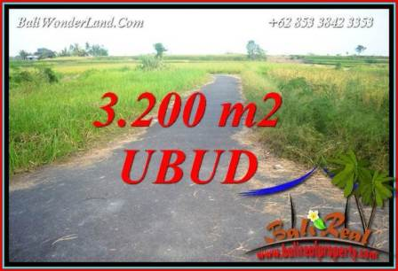 Exotic Land in Ubud for sale TJUB736