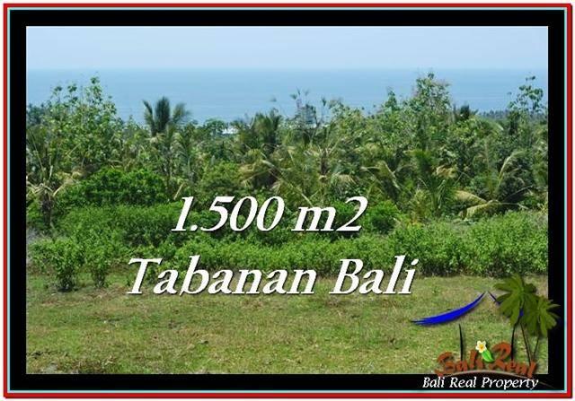 Affordable PROPERTY LAND IN TABANAN FOR SALE TJTB234