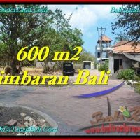 FOR SALE Magnificent PROPERTY 600 m2 LAND IN JIMBARAN TJJI097