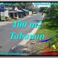 Magnificent PROPERTY LAND SALE IN TABANAN TJTB296