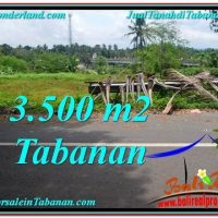Magnificent PROPERTY 3,500 m2 LAND IN Tabanan Selemadeg FOR SALE TJTB298