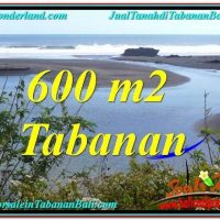 Magnificent PROPERTY 600 m2 LAND FOR SALE IN TABANAN BALI TJTB344