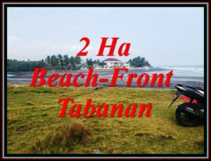 Magnificent PROPERTY 20,000 m2 LAND FOR SALE IN TABANAN TJTB490