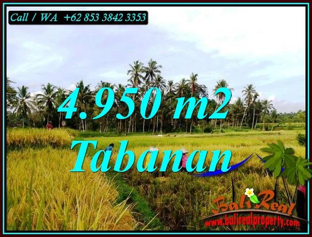 FOR SALE Affordable PROPERTY LAND IN TABANAN BALI TJTB464