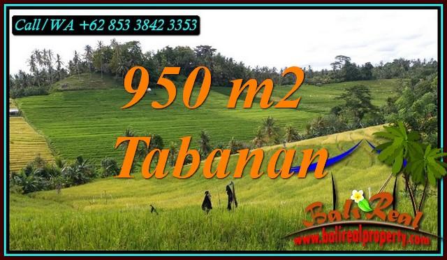 FOR SALE Affordable LAND IN TABANAN BALI TJTB483